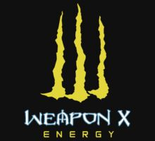 Weapon X Energy by warbucks360
