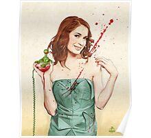 Slaughterhouse Starlets: Felicia Poster