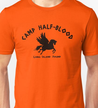 Camp Half Blood: Full camp logo Unisex T-Shirt