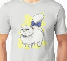 Blue Bow Persian Unisex T-Shirt