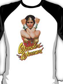Wonder Woman Power! T-Shirt