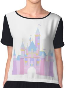 Magic Castle Chiffon Top