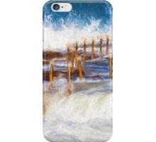 Avalon rockpool  iPhone Case/Skin