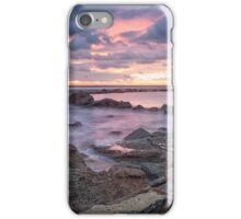 Norah Rockpool, sunrise iPhone Case/Skin