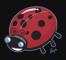 Dot the Lady Bug 1 Kids Clothes
