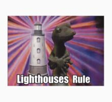 Lighthouses Rule by muntificator