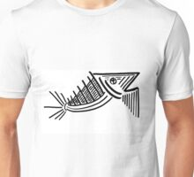 Peace Fish Unisex T-Shirt