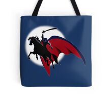 The Horseman in the Moon Tote Bag