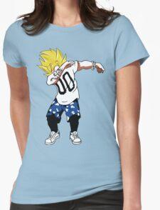 Super Saiyan Goku Dab Shirt - RB00466 Womens Fitted T-Shirt