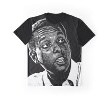 Stokely Carmichael-2 Graphic T-Shirt