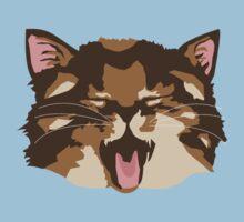 Meowing Kitten by mersanto