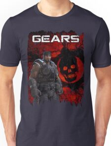Gears of War Tattered Unisex T-Shirt