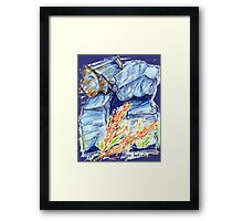 Nova Scotia Rocks 2 Framed Print