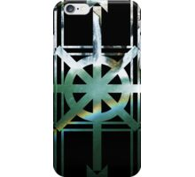 TIC TAC TOE ARROWS WATERFALL iPhone Case/Skin