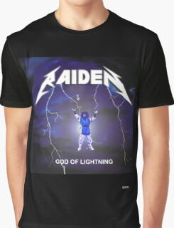 Raiden the lightning Graphic T-Shirt