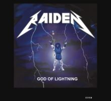 Raiden the lightning by EvilutionE5150