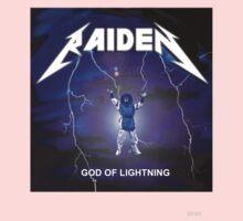 Raiden the lightning Kids Tee
