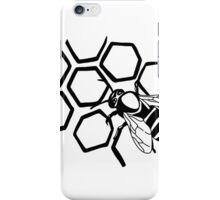 Honeycomb. Bee iPhone Case/Skin