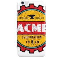 ACME Corporation iPhone Case/Skin