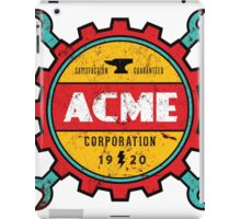 ACME Corporation iPad Case/Skin