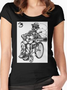 Inkcream Moan Women's Fitted Scoop T-Shirt