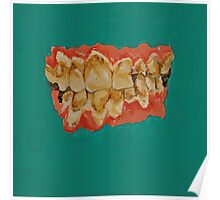 meth mouth Poster