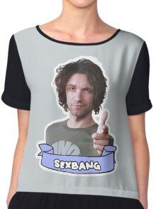 Danny Sexbang! Chiffon Top