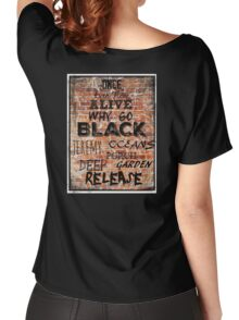 Ten Reasons Why Women's Relaxed Fit T-Shirt