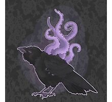 The Crow's Tentacles Photographic Print