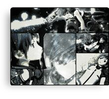 Star Ocean Till The End Of Time Fayt Canvas Print