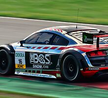 Audi R8 LMS Ultra by MS-Photographie
