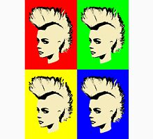 Punk Girl - Pop Art / Vers. I Unisex T-Shirt