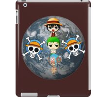 team luffy - one piece iPad Case/Skin