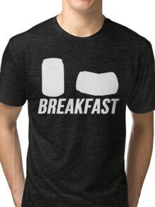 Beer For Breakfast Tri-blend T-Shirt
