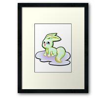 Cute Adoptable OC - Jake Framed Print