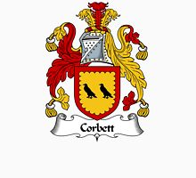 Corbett Coat of Arms / Corbett Family Crest Unisex T-Shirt