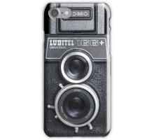 Vintage Lubitel Camera iPhone Case/Skin