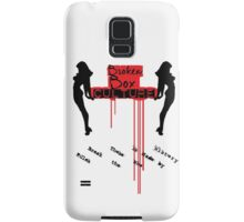 History is Made By Those Who Break The Rules Samsung Galaxy Case/Skin