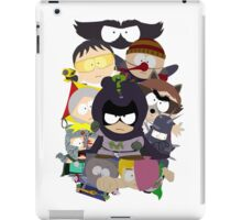 Coon and Friends iPad Case/Skin