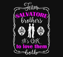 Vampire - Team Salvatore Brothers Unisex T-Shirt
