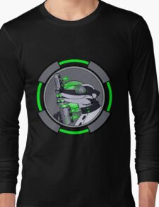 Science Badger Approved Long Sleeve T-Shirt