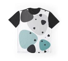 Peppercorn - Teal Graphic T-Shirt