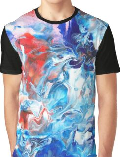 Expressionist Graphic T-Shirt