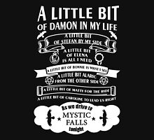 Vampire - Tvd Song No 5 Unisex T-Shirt