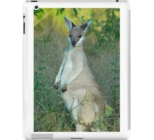 Pretty Face Wallaby # 2 iPad Case/Skin