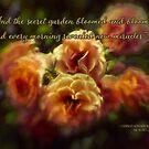 The Secret Garden by Celeste Mookherjee