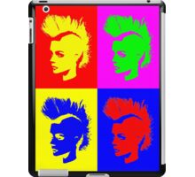 Punk Girl – Pop Art / Vers. II iPad Case/Skin