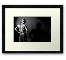 Series 47 - 3 Framed Print