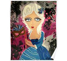 Imperfect Doll Antoinette Poster