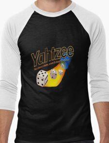 Yahtzee Men's Baseball ¾ T-Shirt